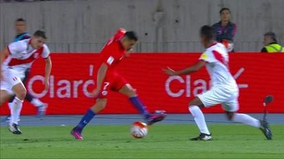 Melhores momentos de Chile 2 x 1 Peru pelas eliminatórias da Copa 2018
