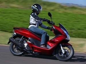 Honda PCX (Foto: Divulgação)