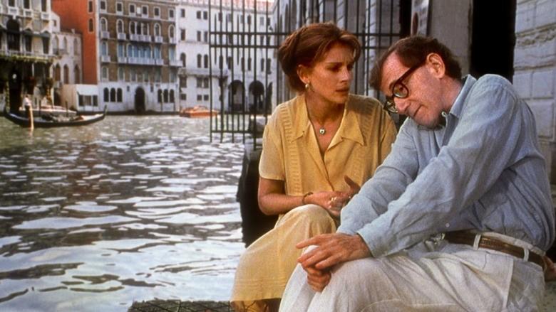 Julia Roberts e Woody Allen em Todos Dizem Eu Te Amo  (Foto: Divulgação)