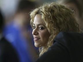 Shakira (Foto: Agência Reuters)