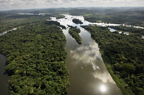 Amazônia (Foto: Getty Images)