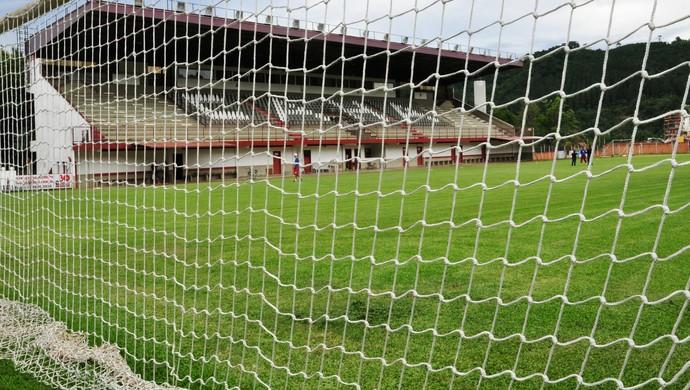 Estádio da Baixada Ibirama (Foto: Orlando Pereira/CAHA)