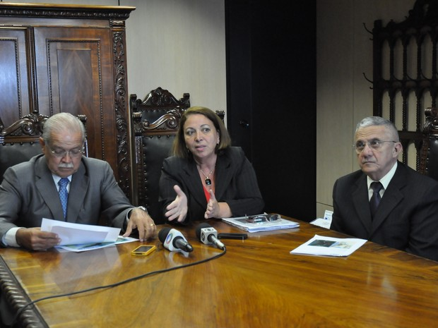 Ministros dos Transportes e da Secretaria de RI se reuniram com DNIT (Foto: Thamyres Ferreira/SRI-PR)
