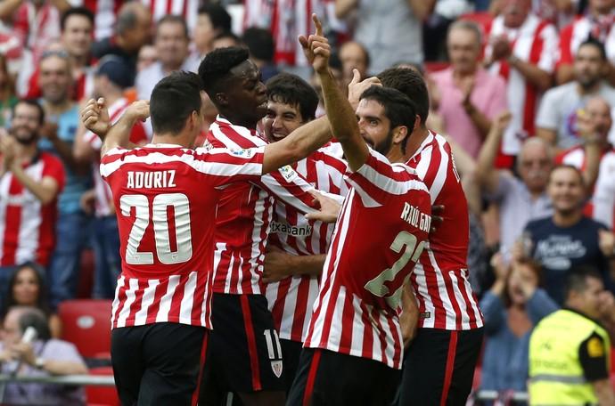Athletic Bilbao x Sevilla (Foto: EFE)