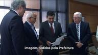 PMA entrega documentos da conclusão da licitação do lixo ao MPE
