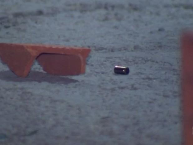 Homem foi morto a tiros em Sorocaba (Foto: Reprodução/TV TEM)