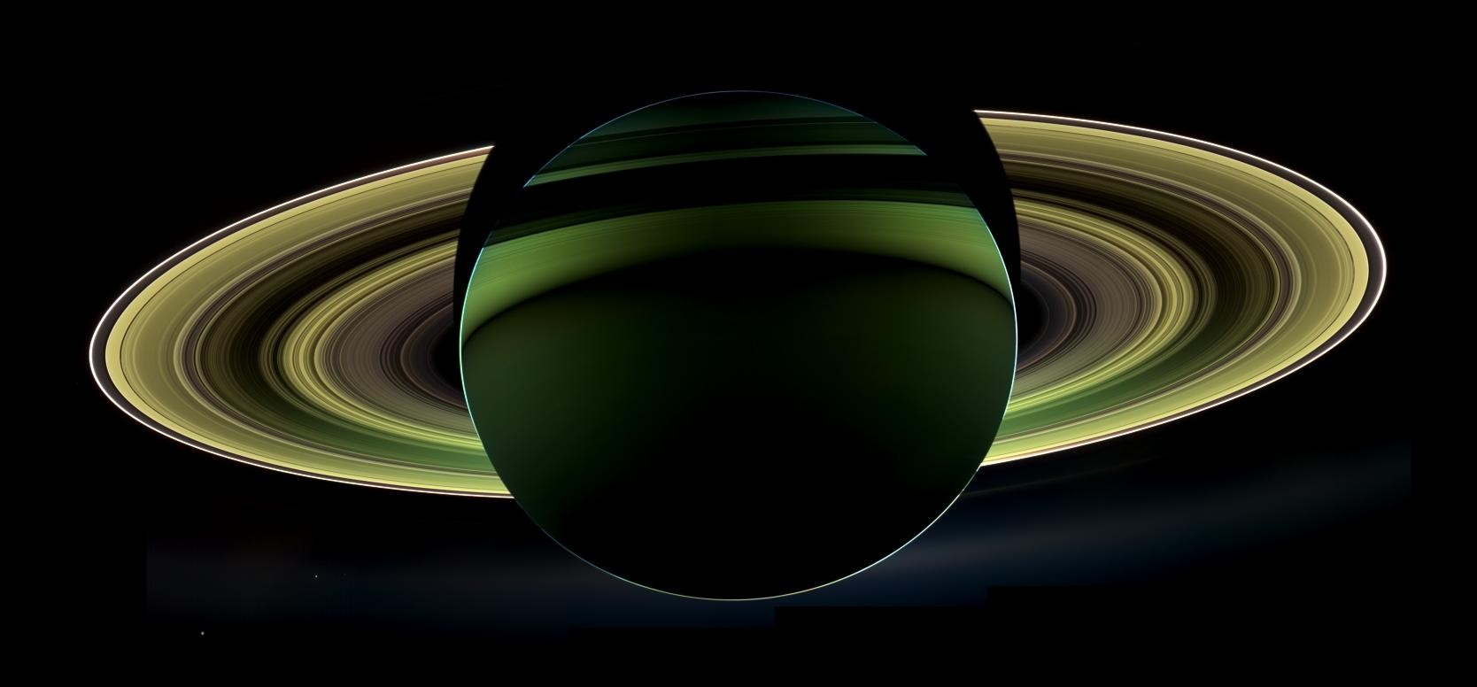 Saturno esplendoroso