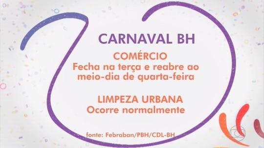 Veja o que abre e o que fecha durante o carnaval