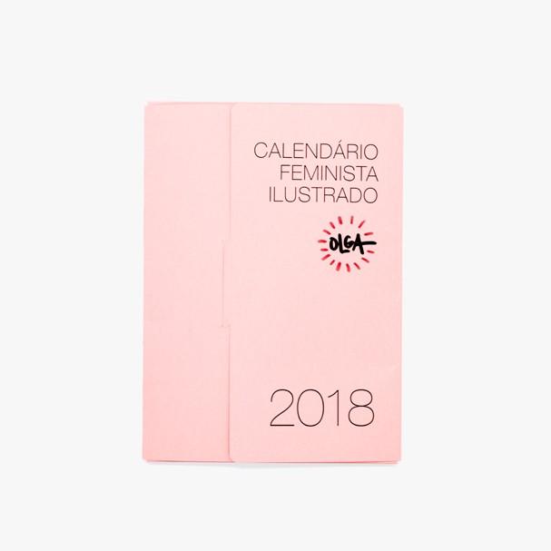 Calendário Feminista (Foto: Divulgação)