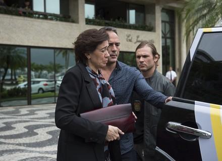 Silvana vai parar na delegacia