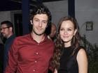 Adam Brody e Leighton Meester estão namorando, diz revista