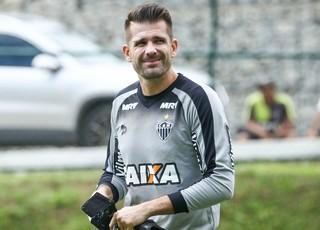 """Victor é otimista em relação ao título da Copa do Brasil: """"Não temos por que não acreditar"""" (Foto: Bruno Cantini)"""