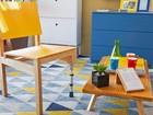 Campanha coloca próteses em móveis pela inclusão no trabalho