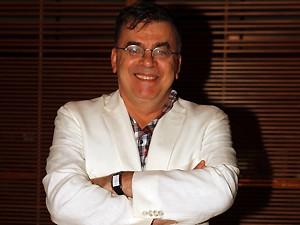 Walcyr Carrasco (Foto: Gabriela / TV Globo)