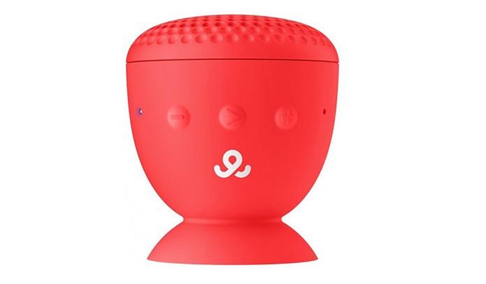 Caixa de som tem design compacto e tecnologia Bluetooth (Foto: Divulgação/GoGear) (Foto: Caixa de som tem design compacto e tecnologia Bluetooth (Foto: Divulgação/GoGear))