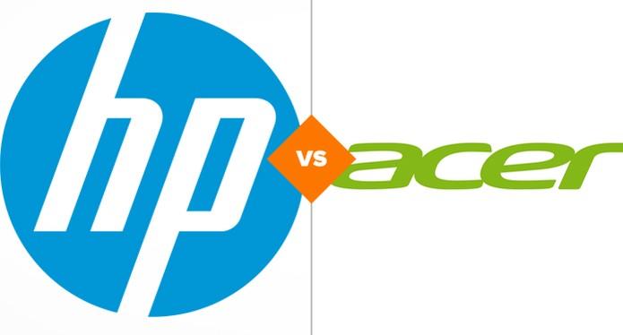 HP ou Acer: quem leva a melhor?  (Foto: Foto: Arte/TechTudo)
