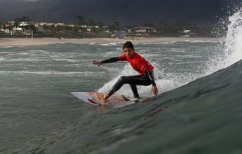 Surfista de Maresias é destaque no primeiro dia do Circuito Medina/ ASM