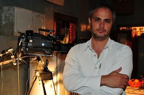O diretor Alexandre Avancini (Foto: Munir Chatack/TV Record)