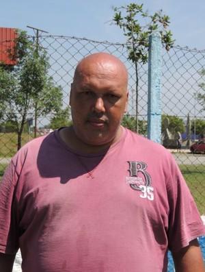 Jorge Firmo Presidente do Usac de Suzano (Foto: Thiago Fidelix')