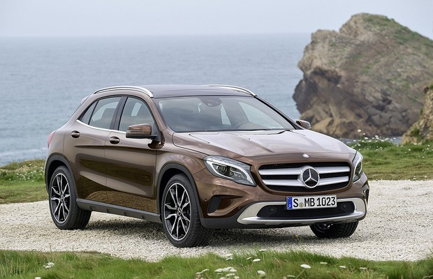 Mercedes-Benz GLA (Foto: Mercedes-Benz)