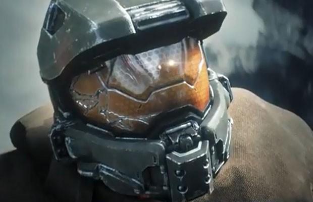 """Cenas de """"Halo 5"""", game apresentado para Xbox One. (Foto: Reprodução)"""