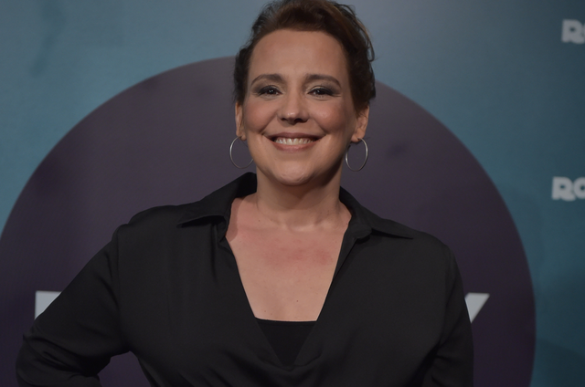 Néia (Ana Beatriz Nogueira) (Foto: TV Globo)