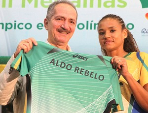 governo anuncia apoio recorde ao handebol 2016 (Foto: Glauber Queiroz / Ministério do Esporte)