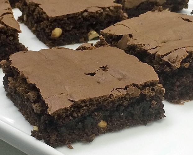 Brownie Tradicional (Foto: Mais Você/Gshow)