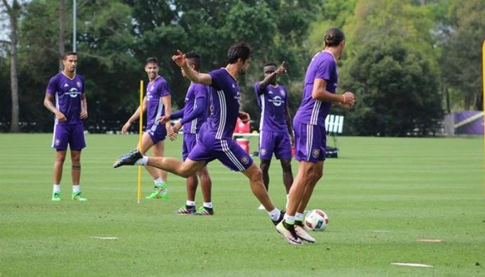 Kaká, Orlando City (Foto: Reprodução / Twitter)