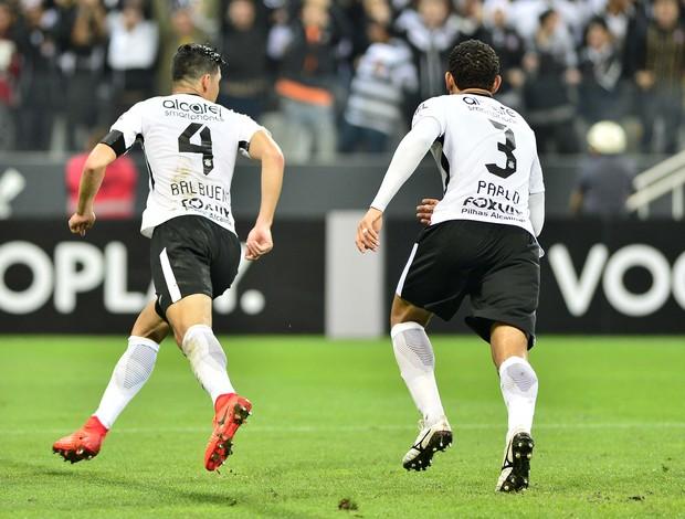 Pablo e Balbuena Corinthians x Cruzeiro