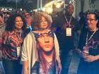 Axl Rose agradece a Alcione por camiseta no Rock in Rio pelo Twitter