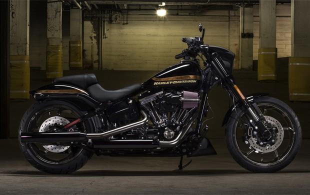Harley-Davidson CVO Pro Street Breakout (Foto: Divulgação)
