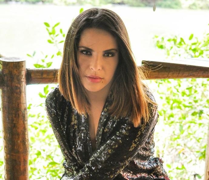 Ex-BBB Gyselle Soares é atriz na França  (Foto: Pedro Werneck/ Divulgaçãio)