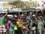 JT1: Unidos dos Morros faz festa para comemorar o título do Carnaval