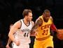 Cavaliers perdem para Nets, e disputa pela liderança do Leste esquenta
