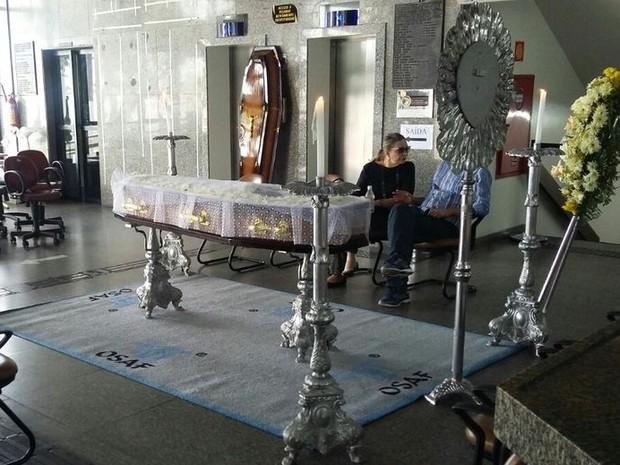 Corpo será enterrado no município de Japaratuba (Foto: Alese/Divulgação)