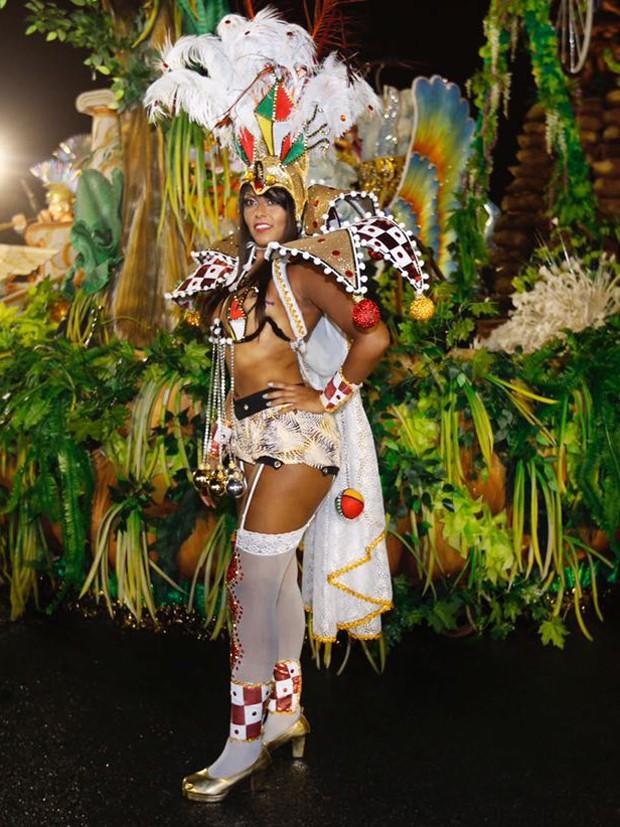 Fabíola Oliveira (Foto: Eduardo Saraiva/  Ed. Globo)