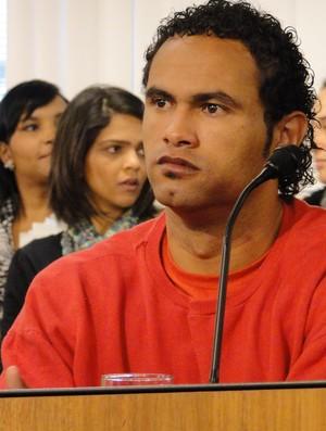 Bruno é transferido de penitenciária e vai cumprir pena em associação.