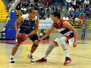 Franca x Bauru - Playoffs NBB (jogo 4), Franca, Bauru, Pedrocão (Foto: Henrique Costa / Bauru Basket)