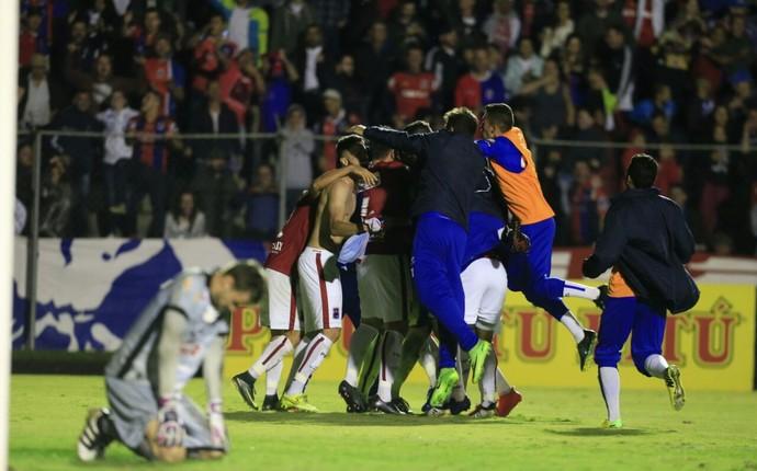 paraná x asa copa do brasil (Foto: Daniel Castellano/Gazeta do Povo)