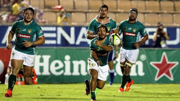 Com cinco atletas do São José Rugby, Seleção é convocada (João Neto/FotoJump)