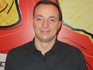 O humorista Paulo Bonfá (Foto: G1)