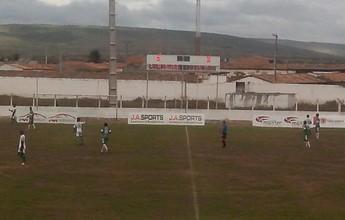 8 a 0? Placar eletrônico em Sergipe faz time golear ainda no 1º minuto