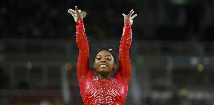 Simone Biles (Foto: Reuters)