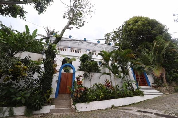 Casa QUEM de Verão (Foto: Daniel Janssens/Ed Globo)