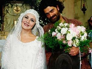 """Novela """"O Cravo e a Rosa"""" une peça de William Shakespeare e Edmond Rostand (Foto: TV Globo)"""
