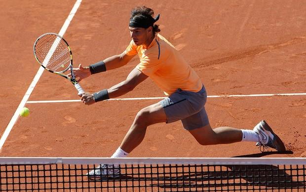 Nadal, no ATP de Barcelona (Foto: Reuters)