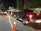 76 autos de infração são lavrados em operação da Lei Seca no Maranhão
