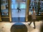 Circuito interno registra assalto a joalheria em shopping de Belém