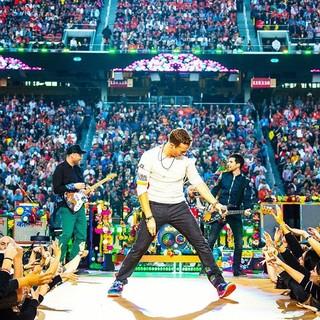 Coldplay (Foto: Reprodução/Instagram)